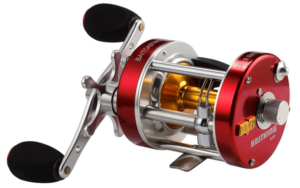 KastKing Rover Round – Best Catfish Reel Under 100$