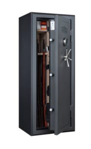 24-Gun Fireproof and Waterproof Safe
