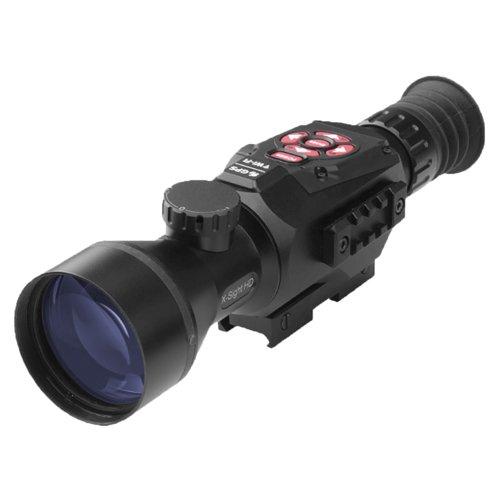 ATN X-Sight II HD 5-20 Smart Day Night Rifle Scope