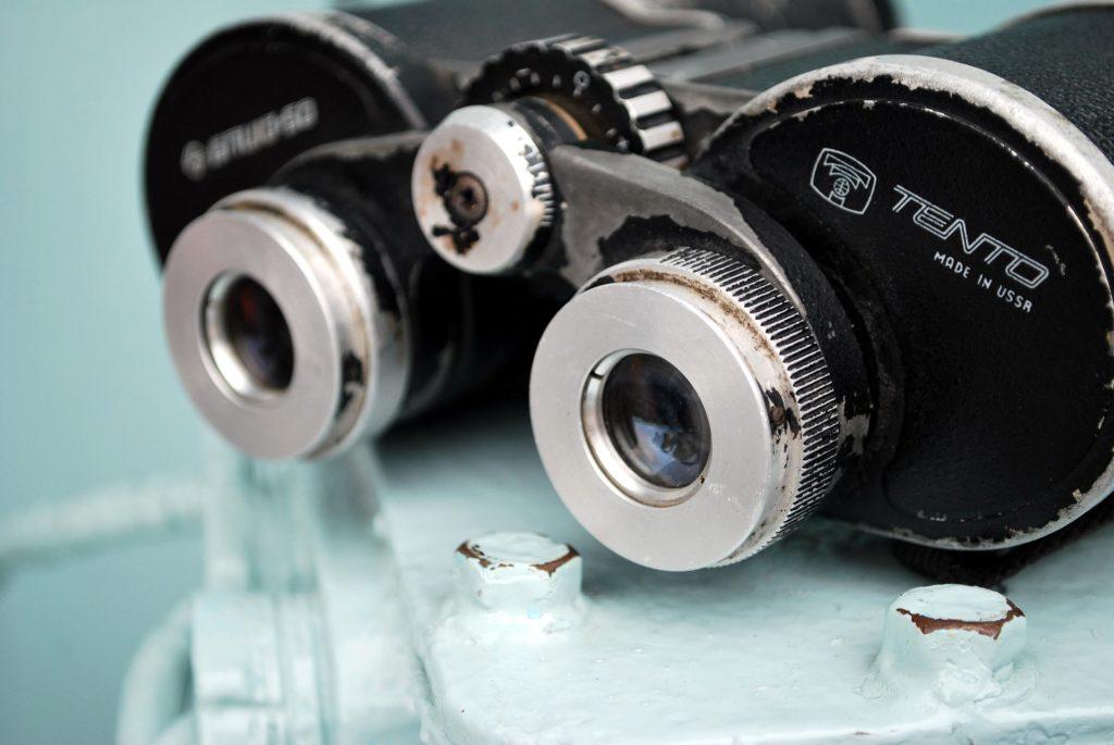 Binoculars Durability