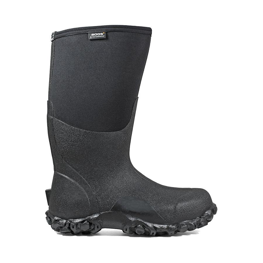 Bogs Men's Classic High Handle Waterproof Insulated Rain Boots