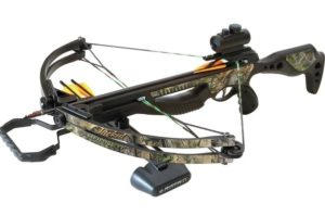 Burnett Jackal Crossbow Package