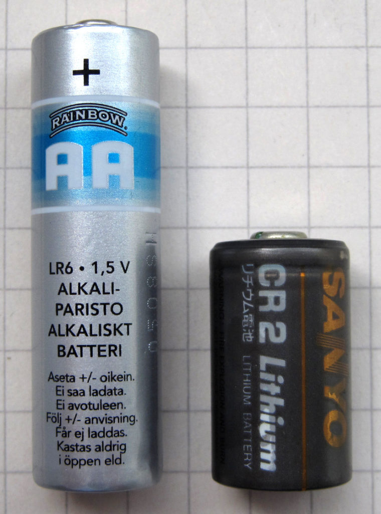 CR2-AA Battery