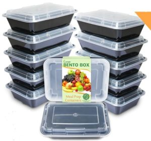 5 Best Meal Prep Containers: Reviews & Buying Guide 5