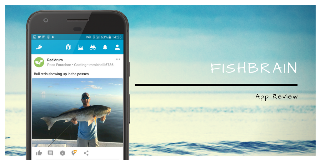 Fishbrain Fishing App Review