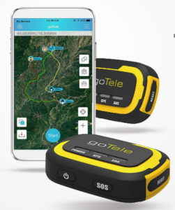 GPS Tracker by goTele