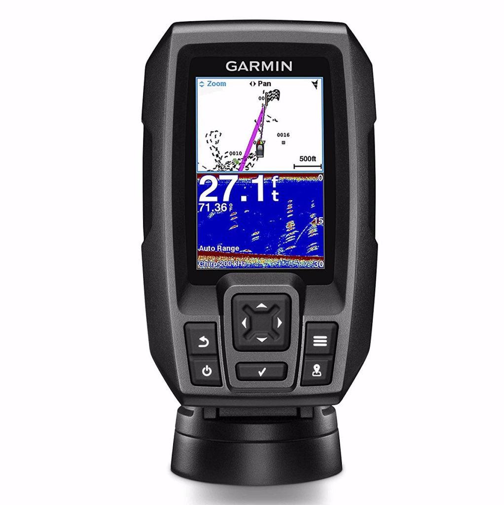 Garmin 010-01550-00 Striker 4 Built-in GPS Fish Finder