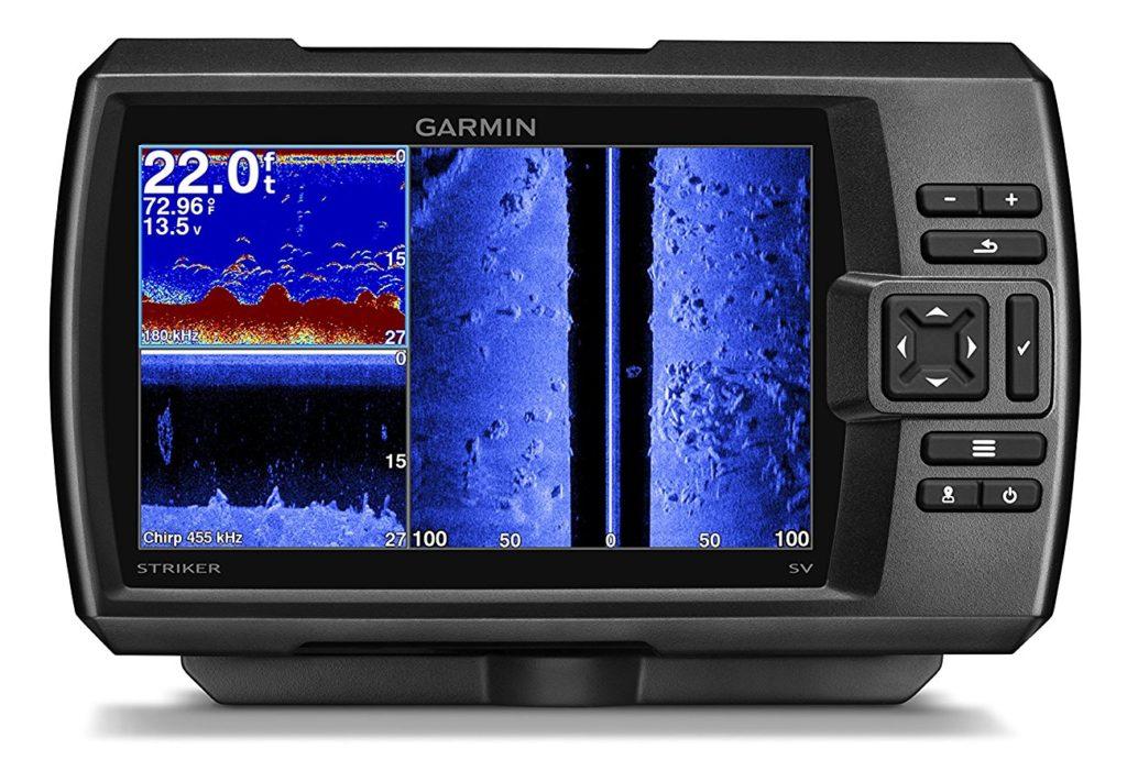 Garmin 010-01809-00 Striker 7SV Fish Finder
