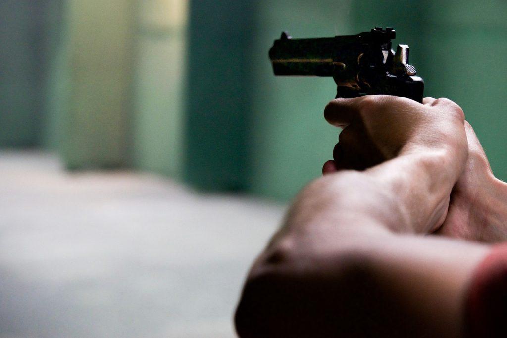 Handgun Shooting Position