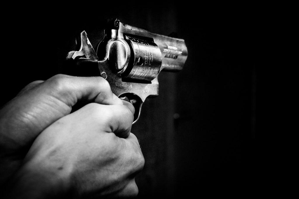 Handgun Trigger Pull Shooting Technique