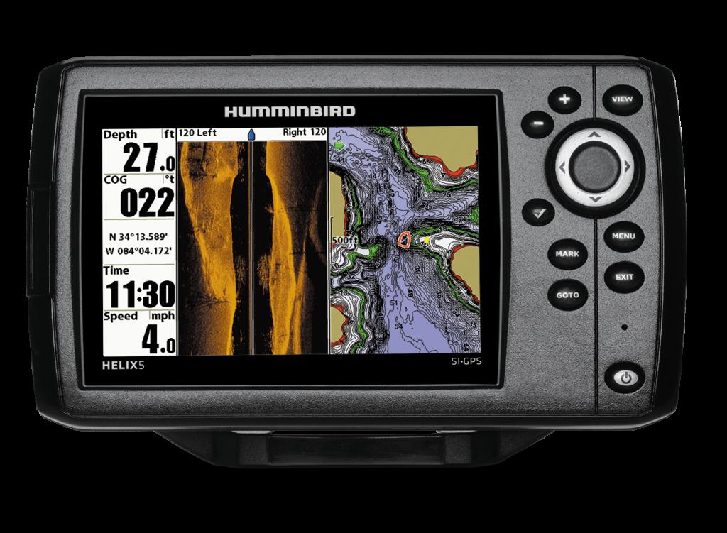 Humminbird 409640-1 HELIX 5 SI Fish Finder