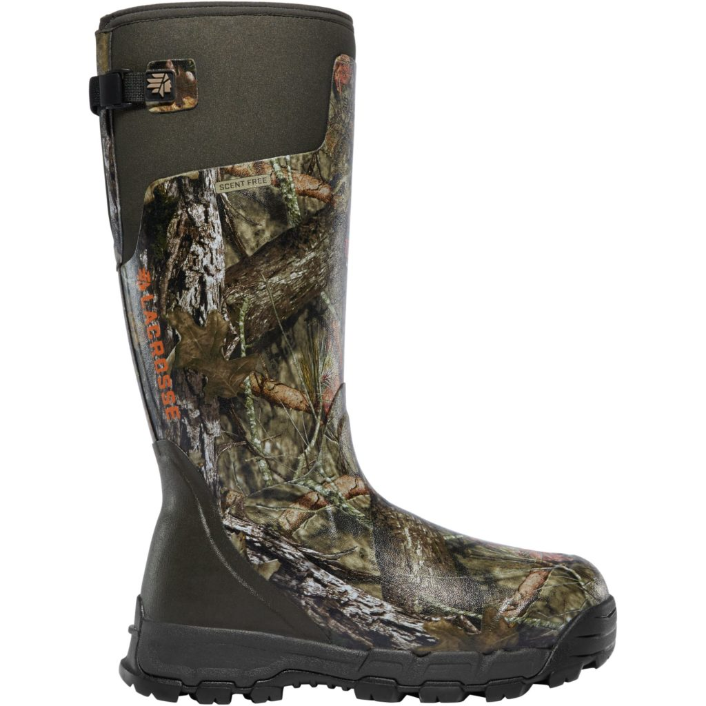 LaCrosse Men's Alphaburly Pro 18 1000G Hunting Shoes