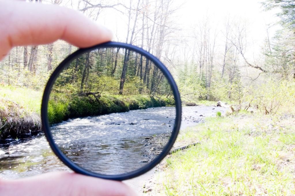 Lens Coating For Neutral Light Density Filtration