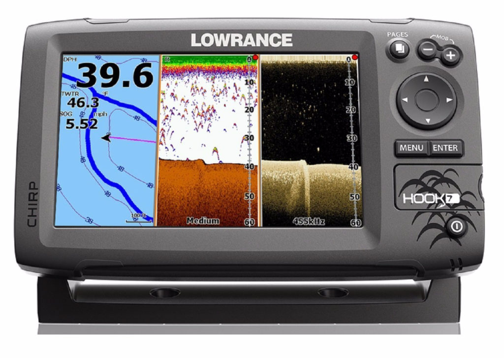 Lowrance 000-12664-002 Navico Hook 7 Fish Finder