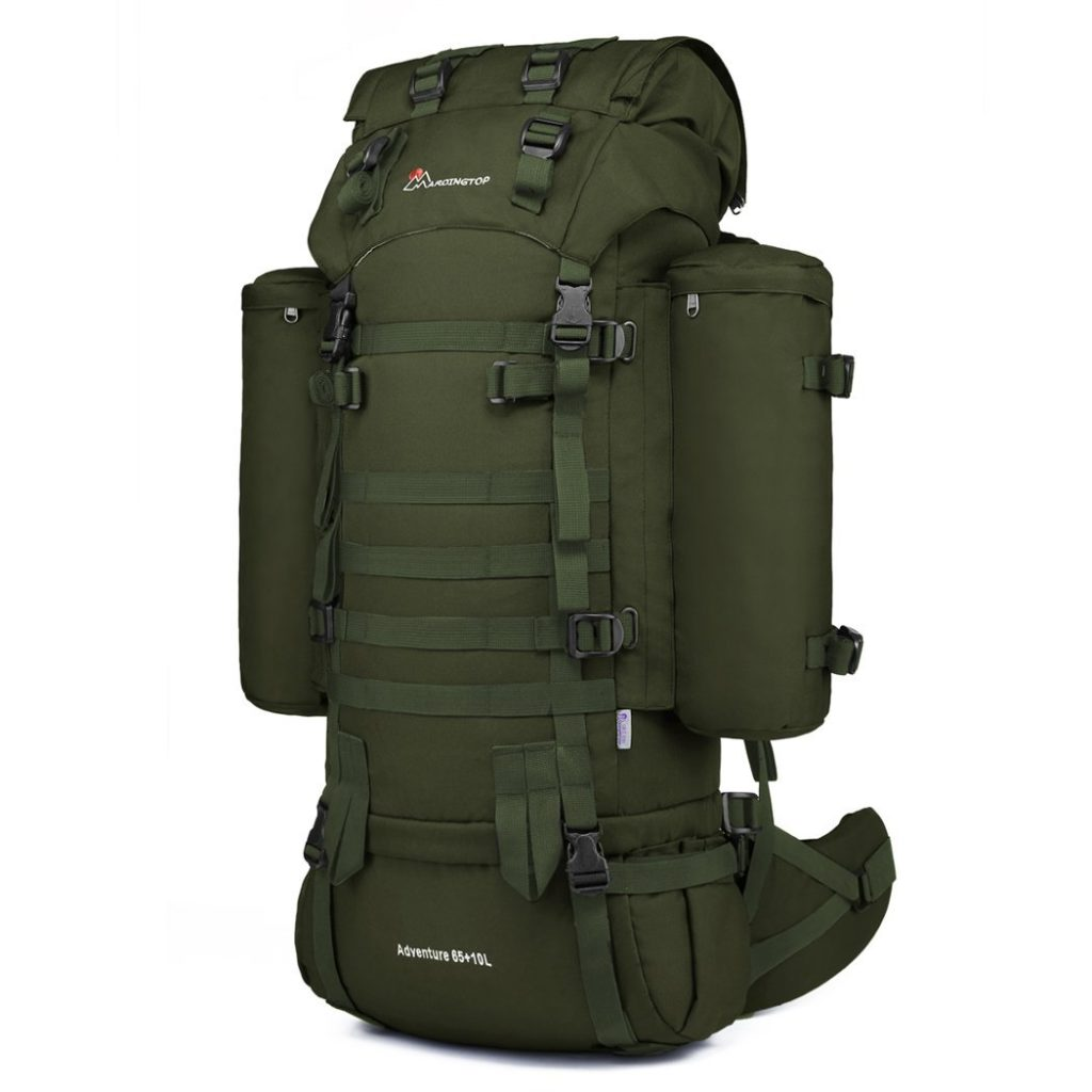 Mardingtop 65+10L Internal Frame Backpack