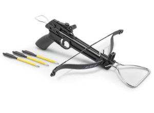Pistol Crossbow - Game's size