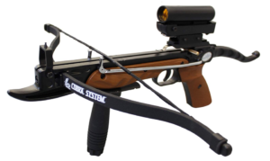 Prophecy 80 Pound Self-cocking Pistol Crossbow Review
