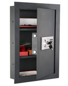 Quarter Master 7700 Flat Deluxe Security Wall Safe
