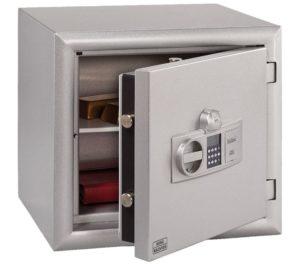 Reliance Fingerprint Security Safe Box