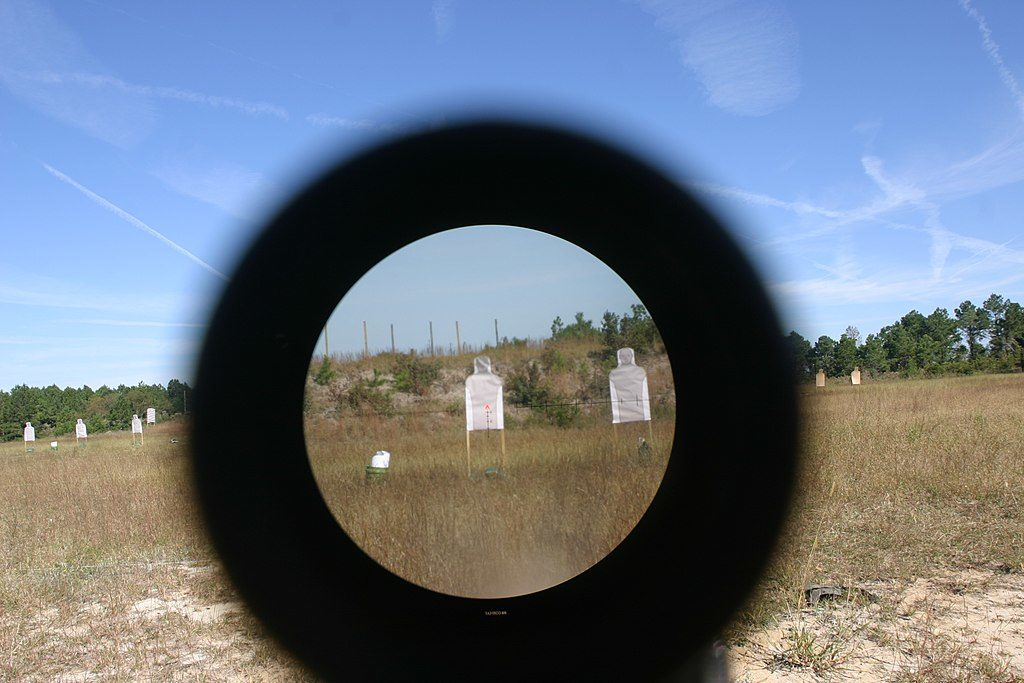 Rifle Scope Field Of View