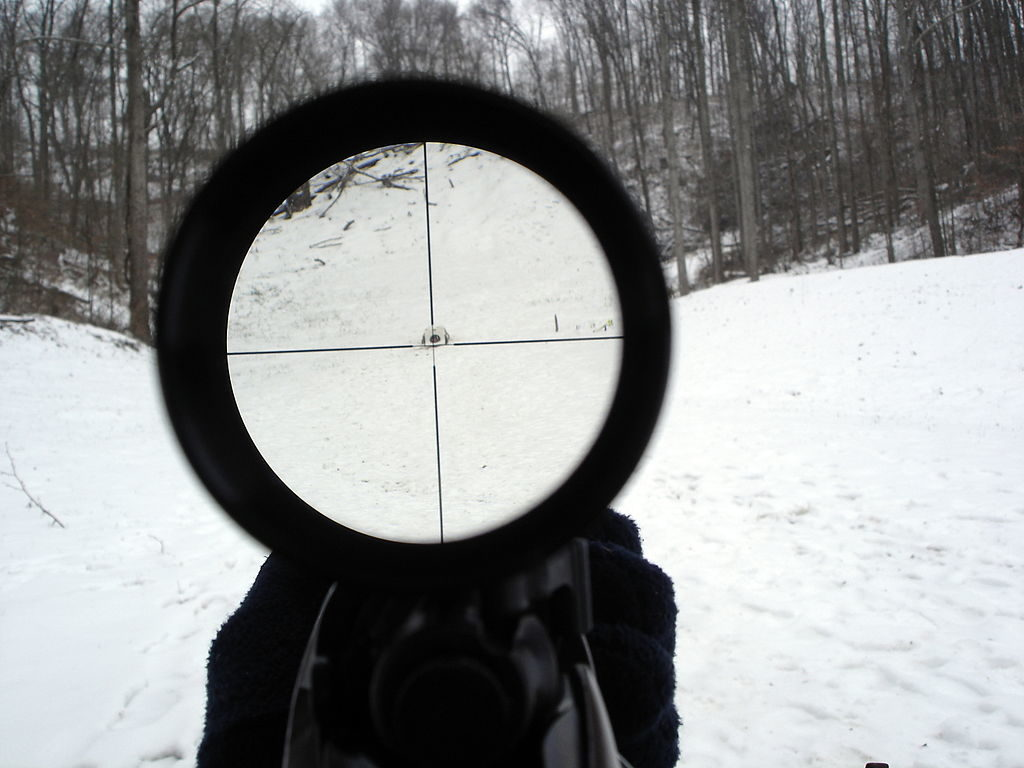 Rifle Scope Magnification