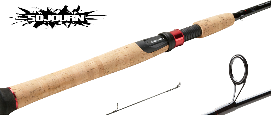 SHIMANO SOJOURN 1-PIECE SPIN ROD