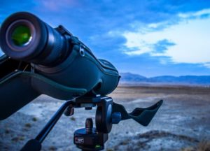 Spotting Scope vs Binoculars - Comfort of use