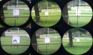 Spotting Scope vs Binoculars - Field of View