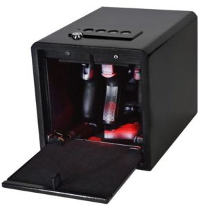 Stealth Handgun Hanger Safe Box
