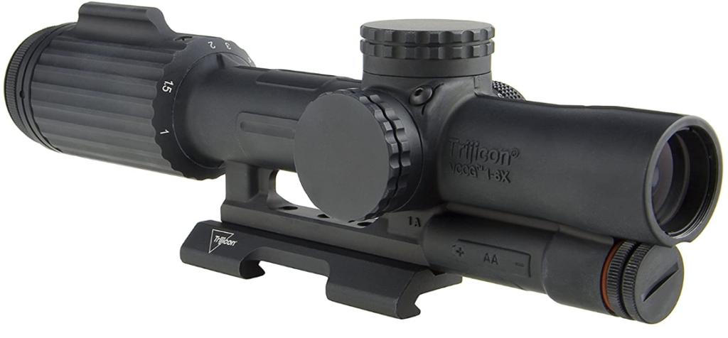 Trijicon VCOG 1-6x24 Riflescope Ballistic Reticle