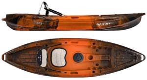 Vibe Kayaks Fishing Kayak