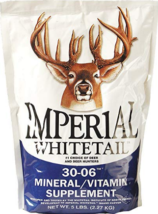 Whitetail Institute 30 06 Mineral Vitamin Deer Mineral Supplement