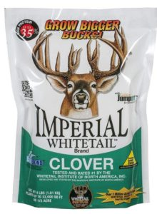 Whitetail Institute Imperial Clover Food