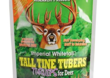 Whitetail Institute Imperial Tall Tine Tubers Food