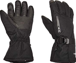 WindRider Rugged Waterproof Winter Gloves