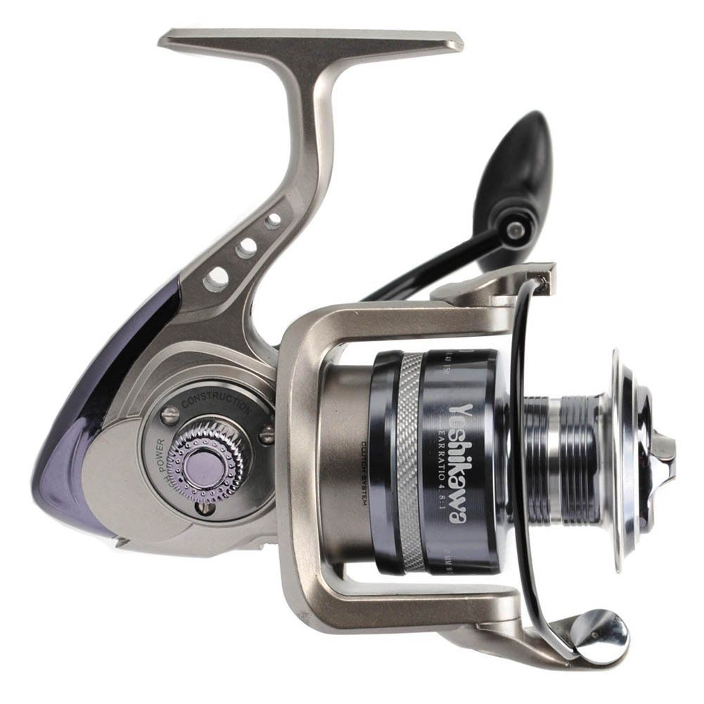 Yoshikawa Spinning Reel Workhorse YG500 Ultra Light Saltwater