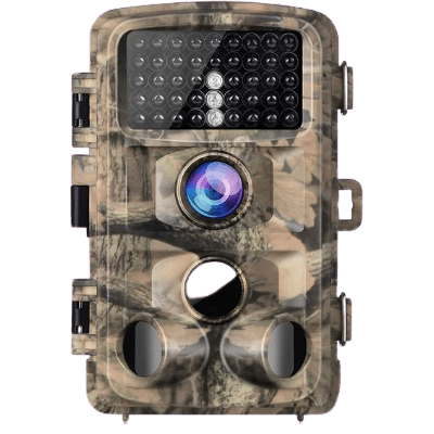 Campark Trail Camera-Waterproof 16MP 1080P Game Hunting Cam
