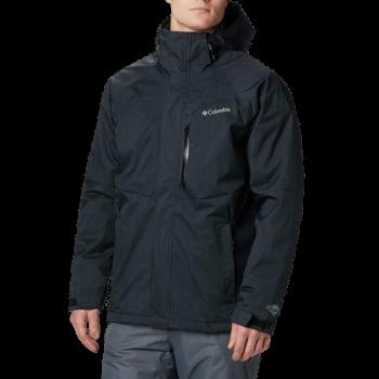 Columbia Mens Columbia Men's Alpine Action Winter Jacket, Waterproof & Breathable