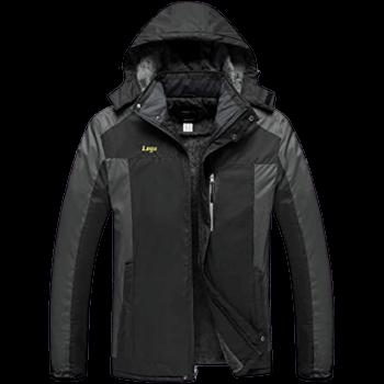 Lega Waterproof Insulated Fleece Ski Jacket