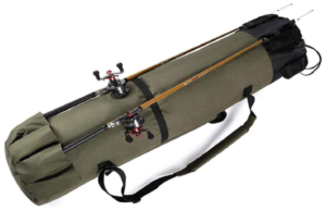 Etna Fishing Rod Case Organizer