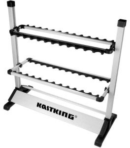 KastKing Fishing 24 Rod Rack