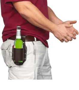 GreatGadgets Classic Beer Holster