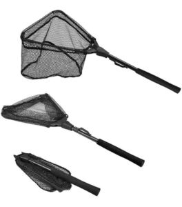 PLUSINNO Foldable Fishing Net