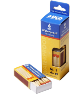 UCO Waterproof Safety Matches