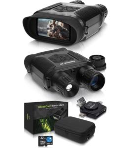 CREATIVE XP GlassOwl High-Tech Night Vision Binoculars