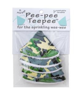 Beba Bean Pee-Pee Teepee Cellophane Bag