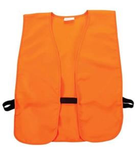Allen Blaze Orange Hunting/Safety Vest