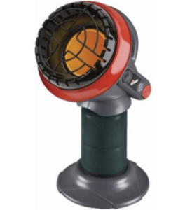 Heater F215100 MH4B Little Buddy 3800-BTU Indoor Safe Propane Heater