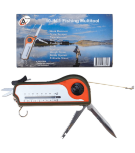 Swiss Ascent Fisherman Gift Tool Fishing Multitool