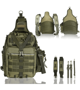 BLISSWILL Fishing Backpack